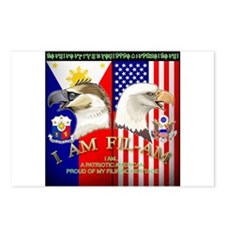 I AM FIL-AM Postcards (Package of 8)