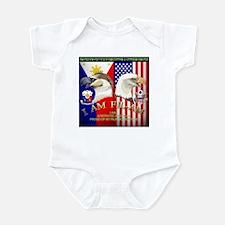 I AM FIL-AM Infant Bodysuit