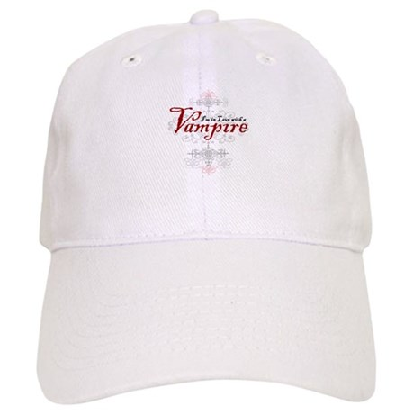I'm in Love with a Vampire Cap