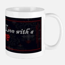 I'm in Love with a Vampire Small Mugs