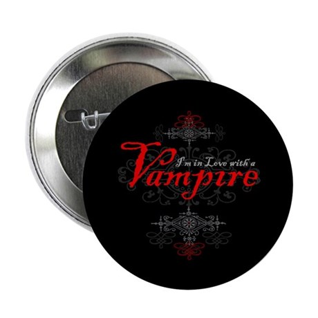 """I'm in Love with a Vampire 2.25"""" Button (10 pack)"""