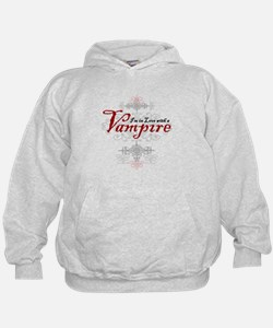 I'm in Love with a Vampire Hoodie