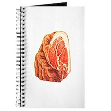 Corner Pork Cut Journal