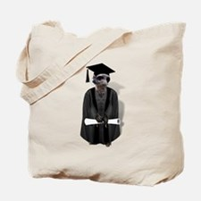 Funny Masters degree Tote Bag