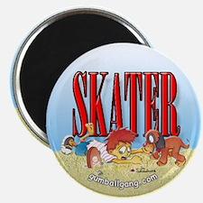"""""""Skateboard"""" Magnet"""
