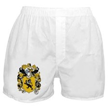 Polley Coat of Arms Boxer Shorts