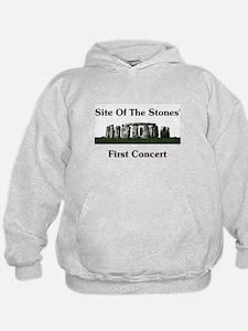 Site Of Stones' Concert Hoodie