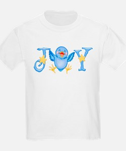 Joy: Bluebird Kids T-Shirt