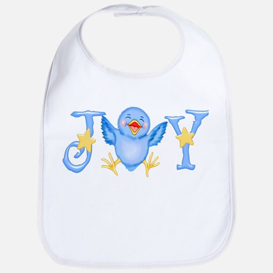 Joy: Bluebird Bib