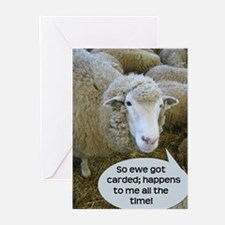 Carded, eh? Greeting Cards (Pk of 20)