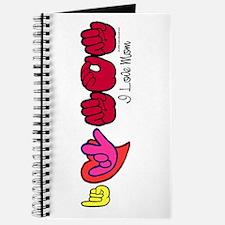I-L-Y Mom Journal