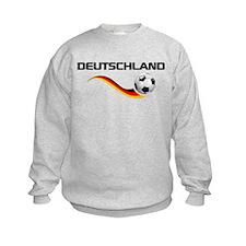 Soccer DEUTSCHLAND Sweatshirt