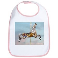 Carousel Jumper Bib