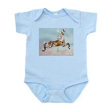 Carousel Jumper Infant Creeper
