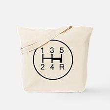 Cool Shift Tote Bag