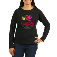 I-L-Y Mom T-Shirt