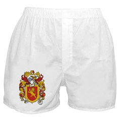 Powis Coat of Arms Boxer Shorts