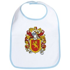 Powis Coat of Arms Bib