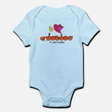 I-L-Y Grandma Infant Bodysuit