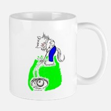 Golf Cat Mug
