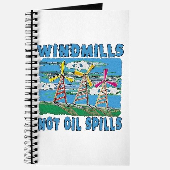 Windmills Not Oil Spills Journal