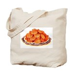 Wafer Potatoes Tote Bag