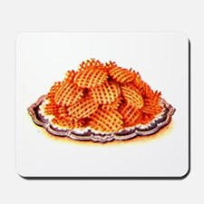 Wafer Potatoes Mousepad