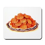 Wafer Potatoes Mousepad