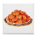 Wafer Potatoes Tile Coaster