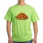 Wafer Potatoes Green T-Shirt