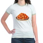 Wafer Potatoes Jr. Ringer T-Shirt
