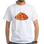 Wafer Potatoes White T-Shirt