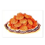 Wafer Potatoes Postcards (Package of 8)