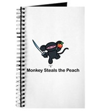 Flying Monkey Steals the Peac Journal