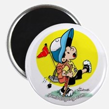 Time to Hike! Magnet
