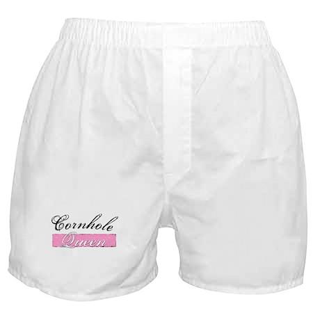 Cornhole Queen Boxer Shorts