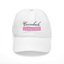 Cornhole Queen Baseball Cap