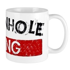 Cornhole King Mug