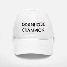 Cornhole Champion Baseball Baseball Cap
