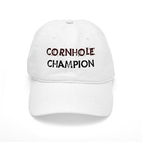 Cornhole Champion Cap