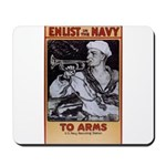 To Arms Mousepad