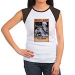 To Arms Women's Cap Sleeve T-Shirt