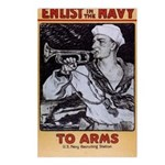 To Arms Postcards (Package of 8)