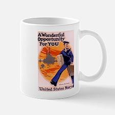 A Wonderful Opportunity for You Mug