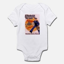 A Wonderful Opportunity for You Infant Bodysuit