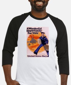 A Wonderful Opportunity for You Baseball Jersey