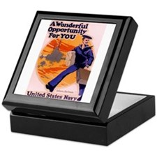 A Wonderful Opportunity for You Keepsake Box