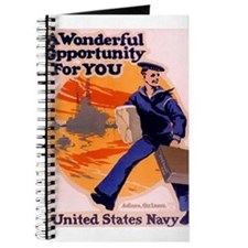 A Wonderful Opportunity for You Journal