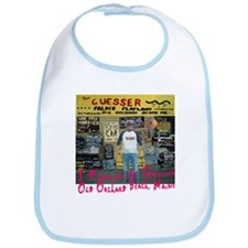 Fool the Guesser Bib