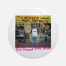 Fool the Guesser Ornament (Round)